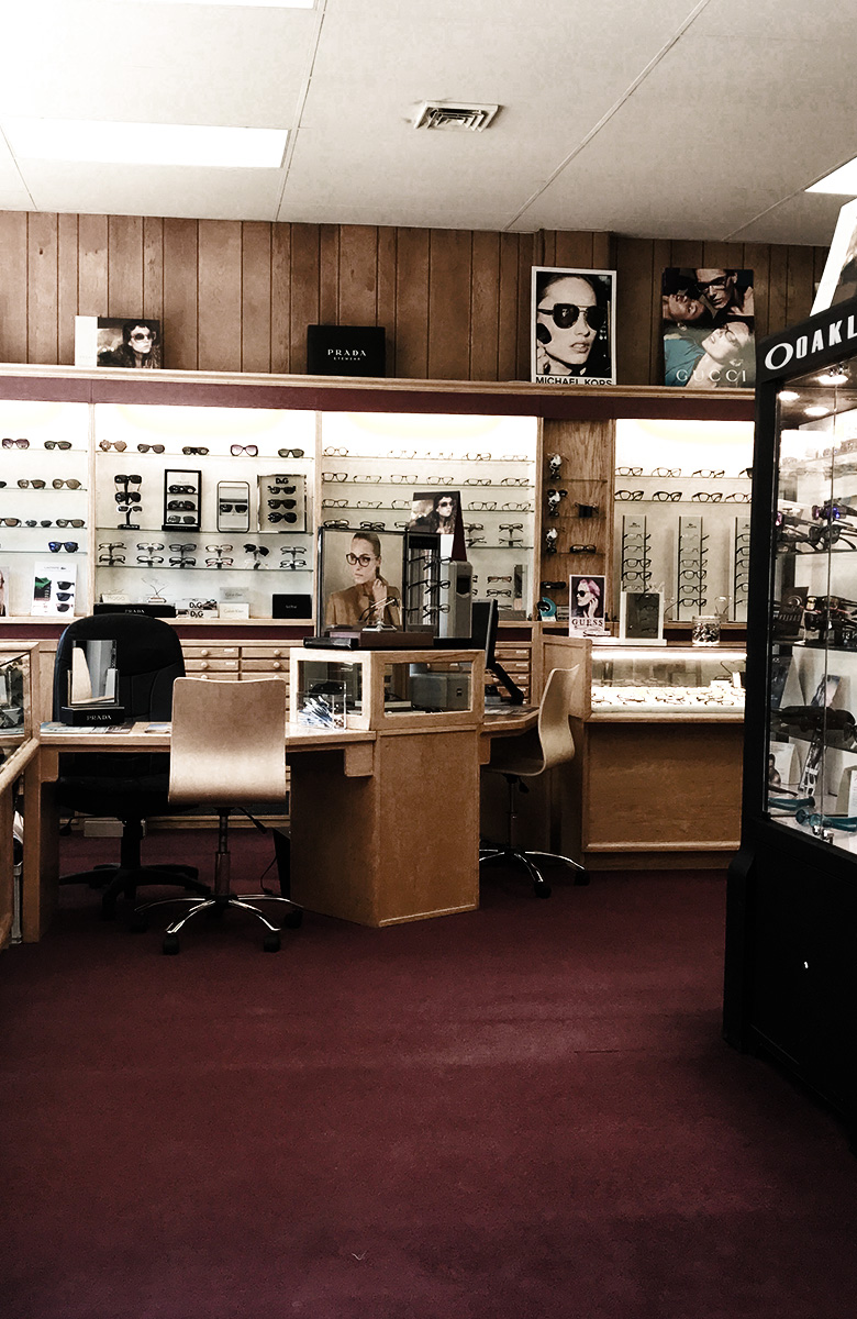 about international optical store
